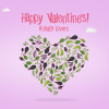 Happy Valentine's Leafy Lovers!